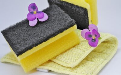 Come Igienizzare Strofinacci,Il Mocio Oppure Spugne e Panni in Microfibra